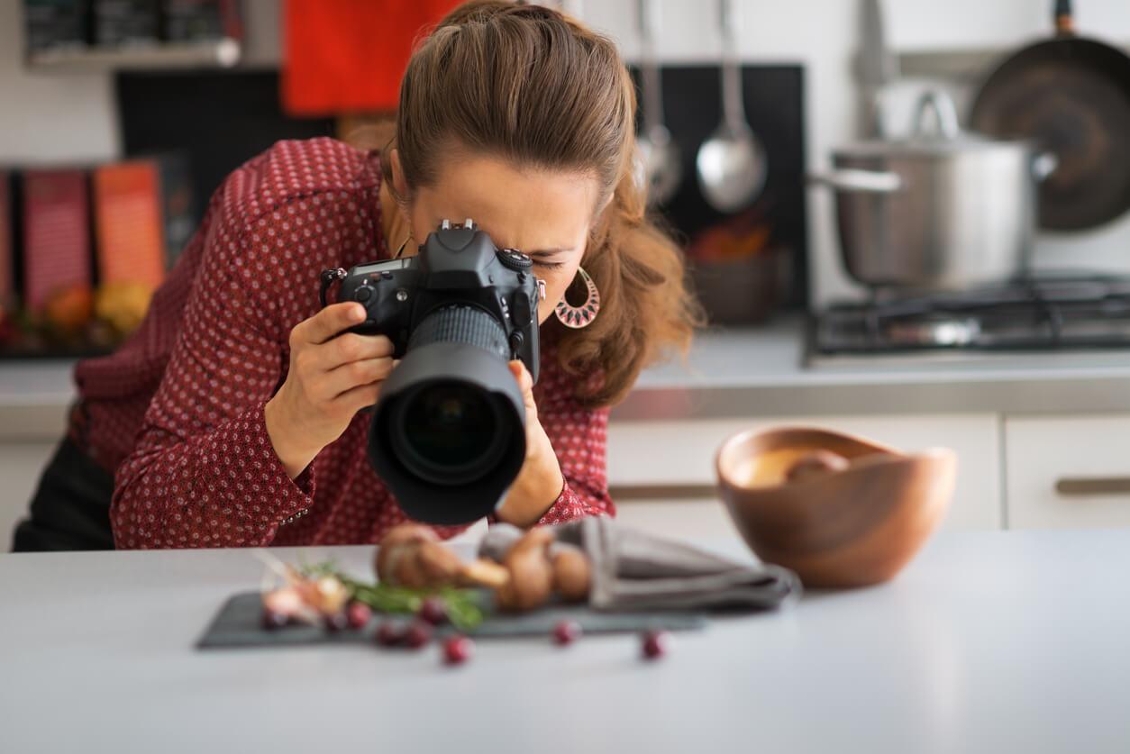 專業 食物攝影 拍出美味