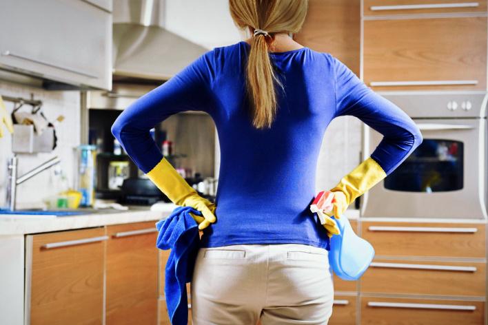 單次清潔找重點 過年掃除不費力