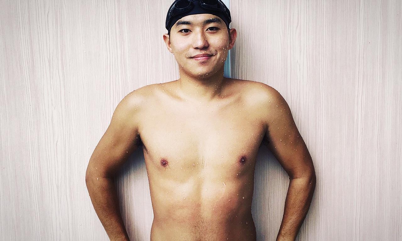 從興趣到專業,客製化每一位學生的需求,游泳教練-李宗翰