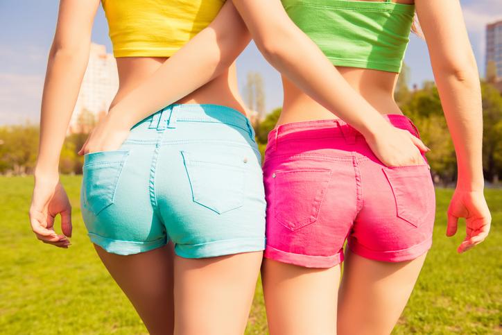 臀大肌發達不僅曲線性感,還能增加運動爆發力 !