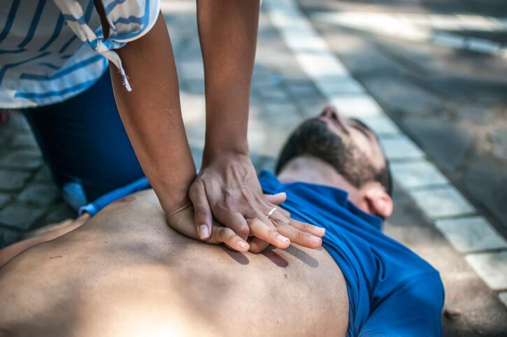 為了家人,你該學會CPR心肺復甦術!