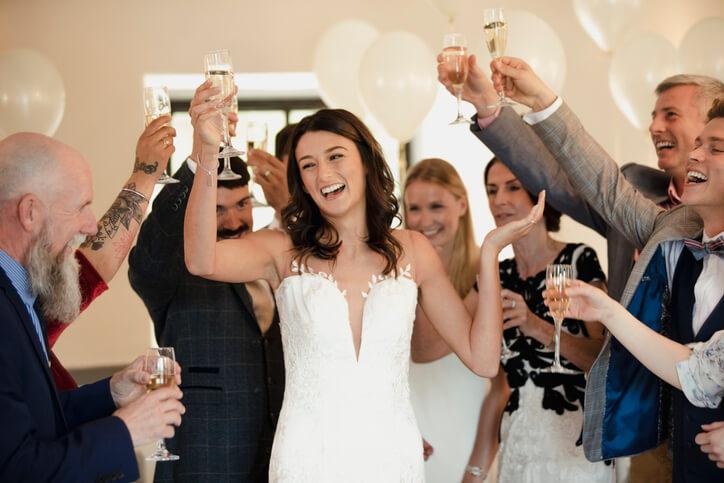 絕會讓你少一個朋友的NG婚禮穿搭禁忌勸世文