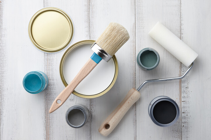 刷油漆不想搞到生氣氣,油漆DIY前先學會基礎6件事