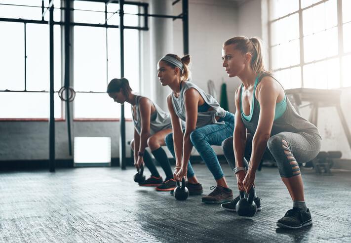 瘦身的方式其實有很多種,不管是訓練全身的TRX、超級紓壓又減脂的Body Combat、高效率訓練HIIT抑或是適合女生進行的Tabata訓練,都能達到減脂增肌的效果。